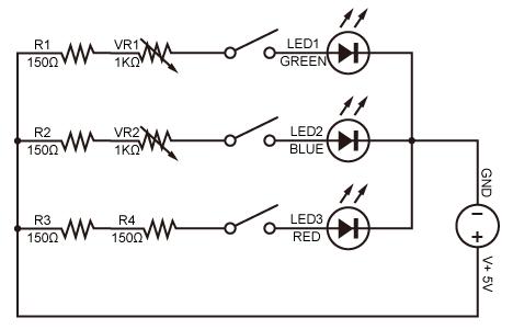 Fullcolorled_circuit